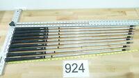 9 True Temper Dynamic Gold S-300 Iron Golf Club Shafts .355  Titleist  Pullouts