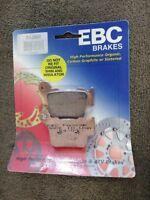 NEW EBC Brakes for Motorcycle ATV High Performance Organic / FA368R