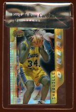 BGS 9 SHAQUILLE O'NEAL 1996-97 BOWMAN BEST CUTS ATOMIC REFRACTOR RARE LAKERS HOF