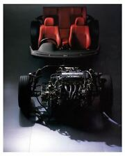 1998 Honda Prelude Coupe Automobile Photo Poster zc9847