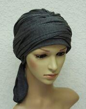 Women's turban snood, volume turban hat, chemo head wear, full head covering