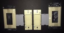 Pass & Seymour Mobile Home Self Contained Switch Bone w/Snap on Plates (2 pack)