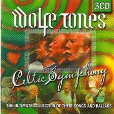 Wolfe Tones Celtic Symphony (3CD) 46 of Their Greatest Irish Rebel Songs