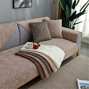 Fabric Sofa Towel European Style Non-slip Couch Cover Living Room Slipcover Seat