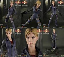 "Hot Toys VGM13 1/6 12"" BioHazard 5 Jill Valentine Battle Suit ver Resident Evil"