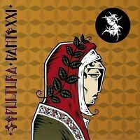 """SEPULTURA """"DANTE XXI"""" CD NEUWARE!!!!!!!!!!!!!!!"""