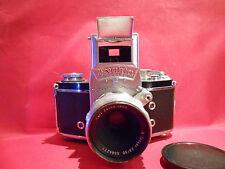 Exakta Varex 2a Kamera mit Carl-Zeiss Tessar 2.8/50mm  Jubiläum Exakta