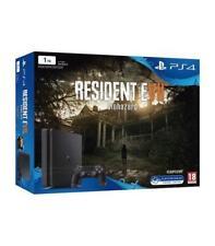 Videoconsola Sony PS4 1TB Slim Resident Evil 7