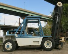 Marina Forklift Liftall Htms 180 Negative Lift Dsl New Tires Very Clean Amp Cheap