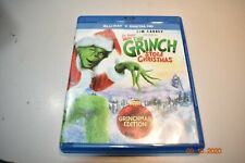 Dr. Seuss' How The Grinch Stole Christmas [Blu-ray] Open