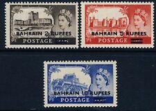 Bahrain Scott 96 - 97 Mint Hinged