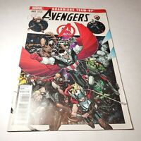 Guardians Team Up #1 Collector's Corps Avengers Variant Marvel 2015 Comic Book