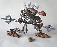 LEGO 8587 Bionicle Mata Nui Rahkshi Panrahk with Kraata (Pre-Owned):