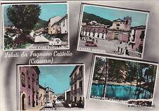 # FAGNANO CASTELLO: SALUTI DA   1971