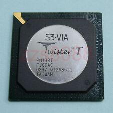 Original S3-VIA PN133T BGA Chipset with solder balls NEW
