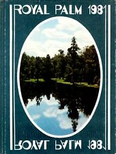 Florida College Temple Terrace 1981 Royal Palm Yearbook Annual