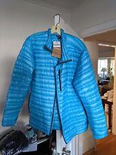 NWT Patagonia Men's Ultralight Down Grecian BlueJacket sz L