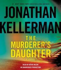 THE MURDERER'S DAUGHTER unabridged audio book on CD by JONATHAN KELLERMAN