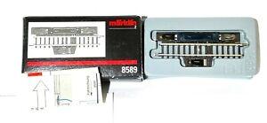 Märklin MiniClub 8589 - Schaltgleis 55mm - Spur Z - OVP - Top Zustand