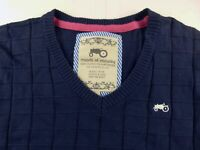 J281 MOODS OF NORWAY 100% cotton jumper sweater size L, great condition!