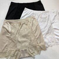 Vintage Ladies RHONDA SHEAR  High Waist Panty Size 1X Style 3867B Lot of 3