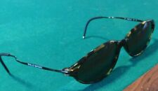 Polo Sport 2004 2FT 140 Vintage Style Sunglasses Tortoise W/ Wire Arms - Rare!