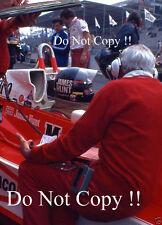 James Hunt McLaren M26 Belgian Grand Prix 1978 Photograph