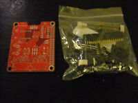 SD2IEC killer! PI1541 Raspbery PI emulator for Commodore 64. OLED KIT *RED*