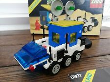 LEGO 6927 Classic Space All-Terrain Vehicle - complete set, box, instructions