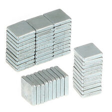 "50pcs 5x5x1mm 5*5*1 3/16"" x 3/16"" x 1/32"" Neodymium Rare Earth Magnets N35 Craft"