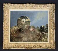 LILY MASSON (1920-2019) Fille du peintre André MASSON // Oeuvre Surréaliste (88)