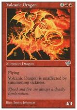 MTG 4x VOLCANIC DRAGON - Anthologies *Rare*