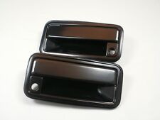 NEW FRONT Outside PAIR Door HANDLE 1988-1994 Chevy GMC C/K SILVERADO SIERRA