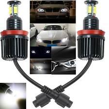 2pc Hot Angel Eyes H8 120W CREE LED Marker Halo Light For BMW E92 E60 E61 E63 U2