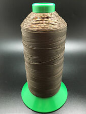 Coyote Brown 498 Military Thread Bonded Nylon Sewing Fabric T135 8oz Spool N130