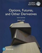 Options, Futures, and Other Derivatives, Global Edition. Hull 978129221 PB*=