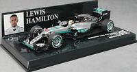 Minichamps Mercedes-AMG F1 W07 Australia GP 2016 Lewis Hamilton 410160044 1/43