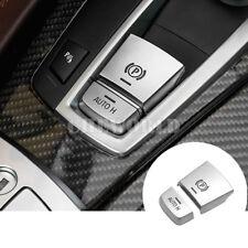 2X Mittelkonsole Handbremse Feststellbremse Schalter Blende Für BMW 5er F10 F11