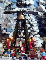 Busch 1415 Ortspyramide Pyramide H0 Bausatz Neu Weihnachtspyramide