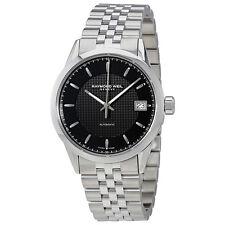 Raymond Weil Freelancer Automatic Black Dial Mens Watch 2740-ST-20021