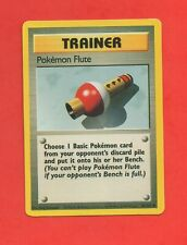 Pokemon Dresseur n° 86/102 - FLUTE POKEMON   (A7022)