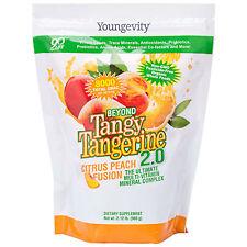 BTT 2.0 - Peach Citrus Fusion - Gusset Bag (960g) Dr. Wallach Youngevity