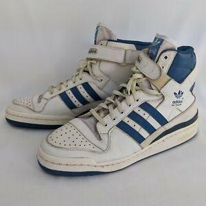 Vintage 1984 Adidas Forum Men's Size 12 Made In France Original Jordan Olympics