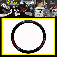 Universal Genuine Ford Leather Steering Wheel Cover