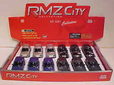 4 Pack of Range Rover Sport SUV Truck Die-cast Car 1:64 by RMZ City 3 inch