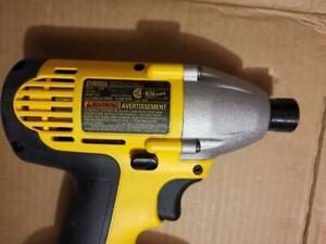 "New! Dewalt DW056 18V Impact Driver 1/4"" HEX -  bare tool"