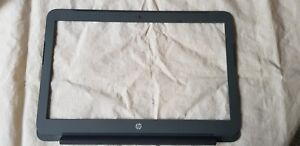 HP Chromebook 14-X 14-X006NA Front LCD Bezel Cover Grey 787708-001 EAY09007030