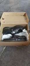 Doc Martens black, fulmar, UK size 4, brand new with box