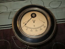 VOLTIMETRO ANTIGUO EN BUEN ESTADO / OLD VOLTIMETER IN GOOD CONDITION