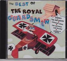 THE ROYAL GUARDSMEN - THE BEST OF - CD - NEW -